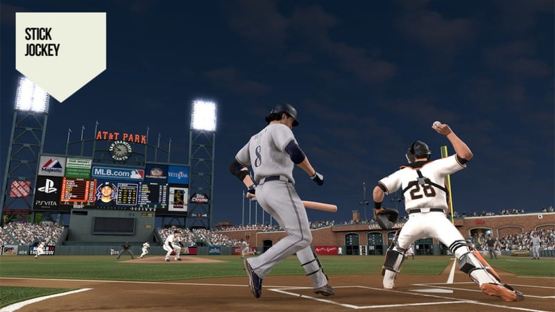 Illustration for article titled Baseball's Video Game Diehards Savor a Slow Dance on the Basepaths