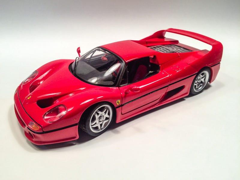 Ferrari Friday: Maisto Ferrari F50