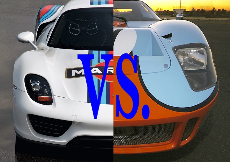 Illustration for article titled Gulf Livery or Martini Livery?