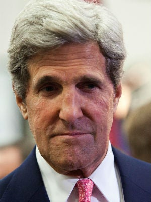 Sen. John Kerry (Andrew Burton/Getty Images)