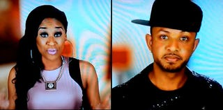 Love & Hip Hop Atlanta's Traci and Drew (YouTube)