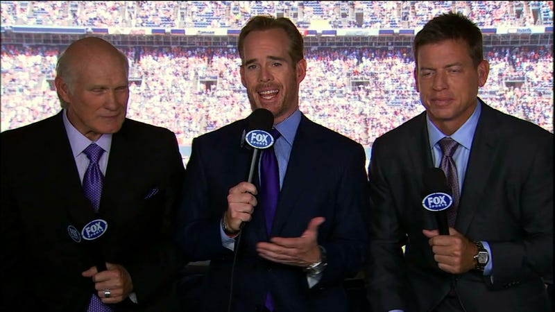 Illustration for article titled Joe Buck Is Attempting To Grow A Beard