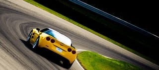 Illustration for article titled Corvette ZR1 Shaves Four Seconds Off Nürburgring Lap Time