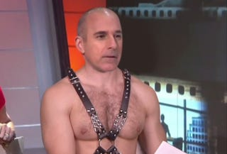 Illustration for article titled Add Matt Lauer to the fired groper list