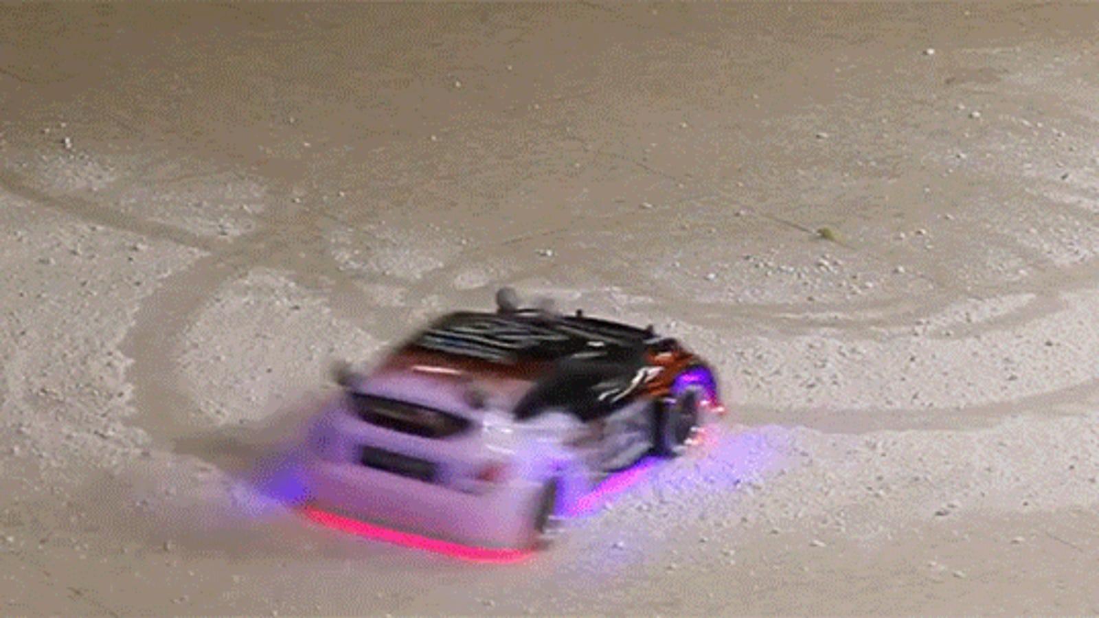 MIT crea un software para que los coches autónomos aprendan a derrapar
