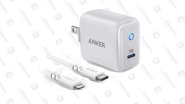 Pre-Ordered an iPhone 12 Pro? Grab an Anker USB-C Charging Bundle Since Apple Just Said  Nah, Buy Your Own