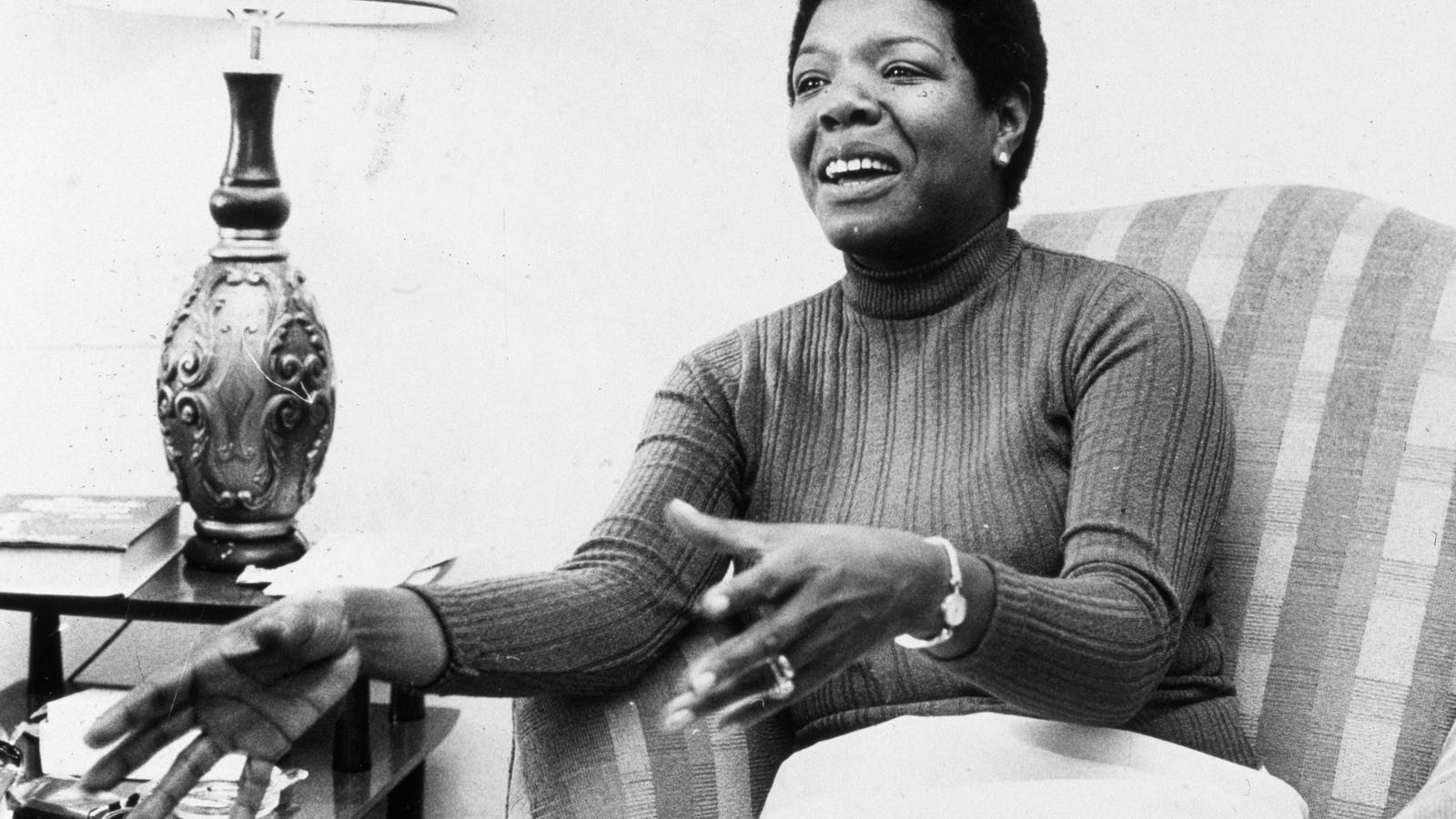 Maya Angelou's Son and Grandson Explain Why a Documentary on Such a 'Phenomenal Woman' Is So Necessary Now
