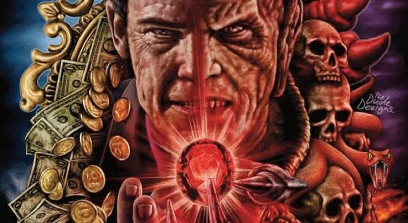 Illustration for article titled One of the Weirdest Cult-Movie Franchises Ever Is Getting a Collected Blu-ray Release