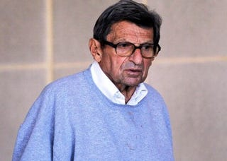 Joe Paterno (Getty Images Sports)