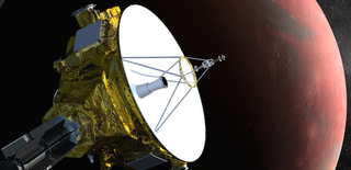 Illustration for article titled NASA's New Horizons Spacecraft Awakens To Begin Pluto Mission