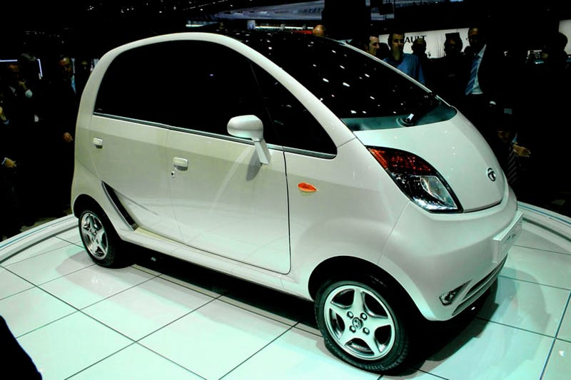 Illustration for article titled Tata Claims Nano To Launch March 23rd