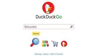 Illustration for article titled DuckDuckGo is a Search Engine for Keyboard Ninjas