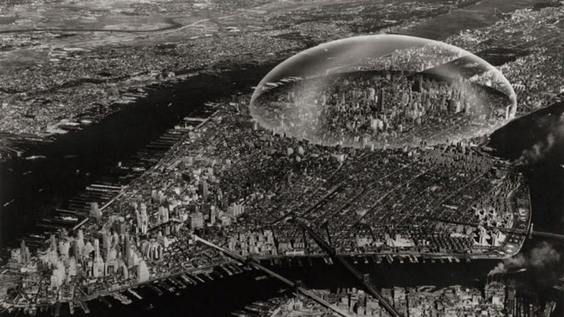 Illustration for article titled This Is What New York City Could Have Looked Like