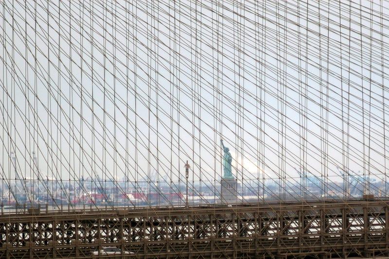 Illustration for article titled NYC Vol.1. – Manhattan Bridge Walk