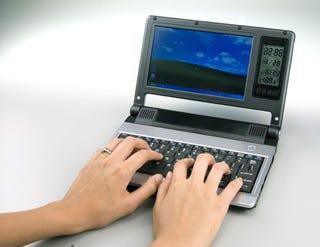 Illustration for article titled OQO Chipmaker VIA Launches NanoBook, the Cute L'il $600 PDA Killer