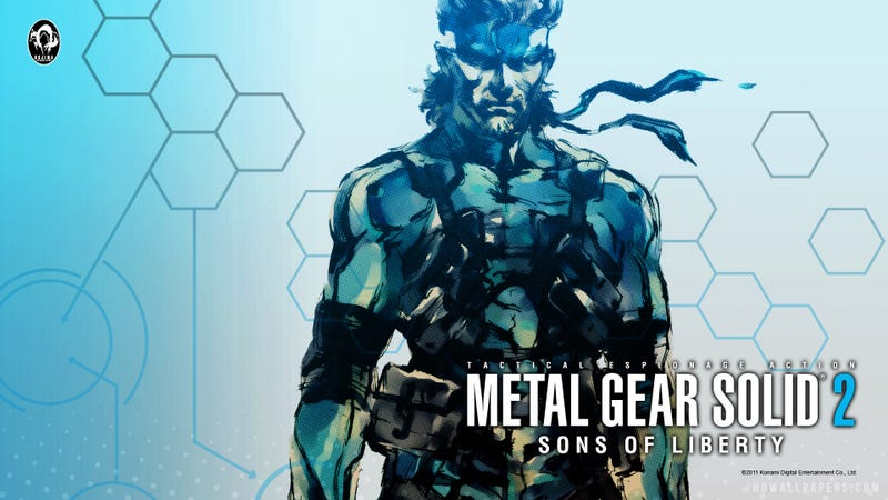 Illustration for article titled Tour of Metal Gear Solid Legacy Collection: Sons of Liberty (HD)