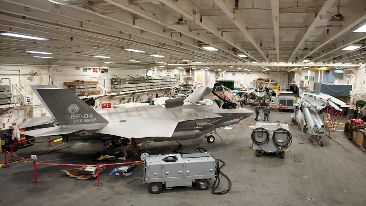 7 Things The Marines Have To Do To Make The F-35B Worth The