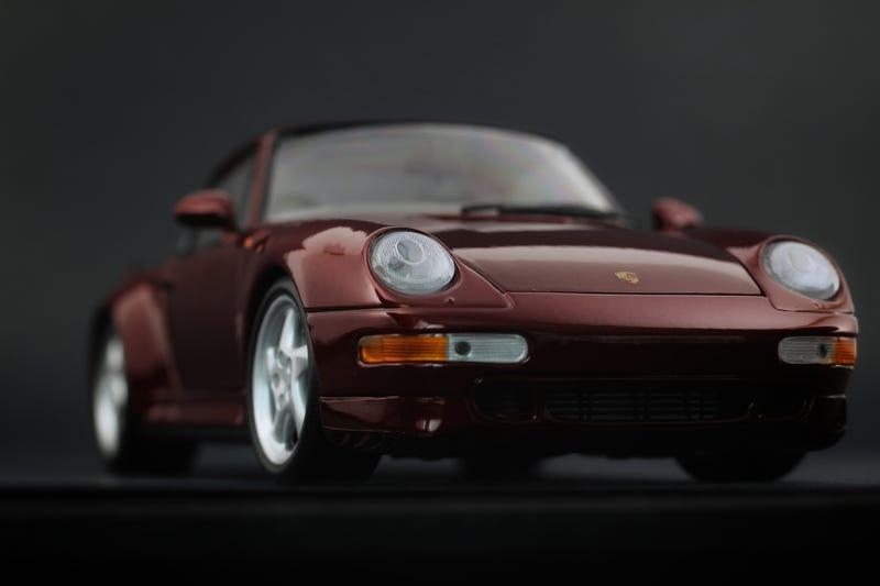 Illustration for article titled LaLD Rennsport Reunion: UT Porsche 993 Turbo