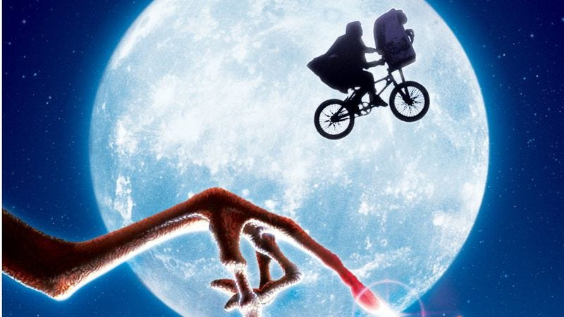 Illustration for article titled E.T. The Extra Terrestrial (Blu-ray)