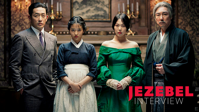 A Chat With Park Chan-wook About Adapting Sarah Waters sFingersmithinto the Lesbian Thriller The Handmaiden