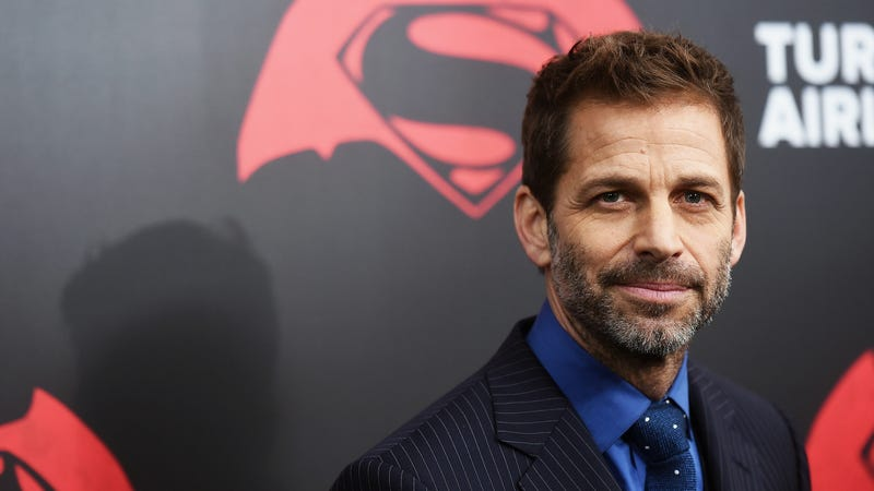 Illustration for article titled Zack Snyder finally decides to make a real superhero movie with The Fountainhead