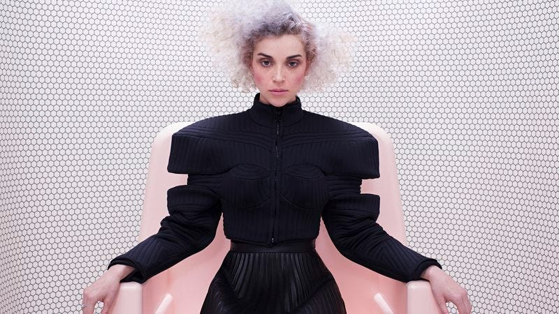 St. Vincent, who hosts a Beats 1 show