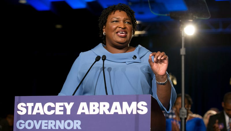 Illustration for article titled Georgia GOP Demands Stacey Abrams Step Down As Candidate To Avoid Conflict Of Interest