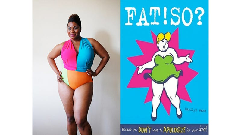 Illustration for article titled Match Your Bathing Suit to Your Book, Even If You're Plus-Size