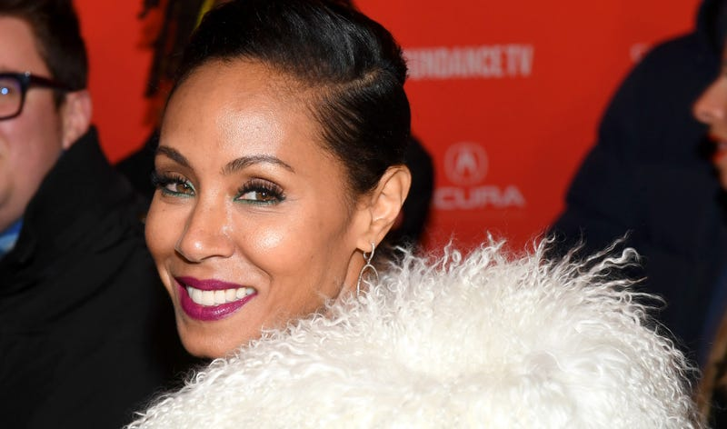 Illustration for article titled Jada Pinkett Smith Says She Cried Walking Down the Aisle at Her Wedding: 'I Was So Pissed'