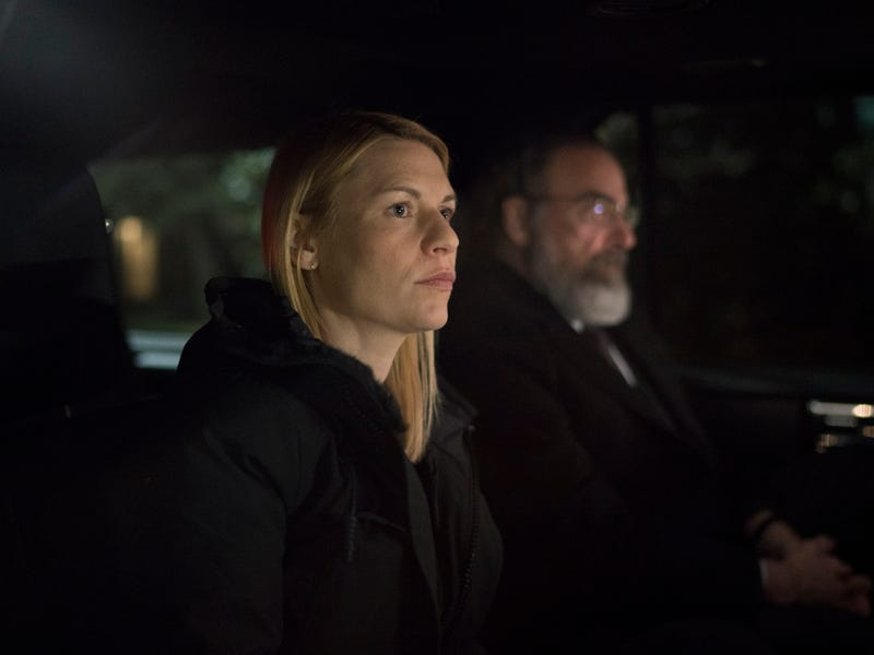 Claire Danes, Mandy Patinkin