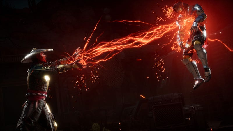 Illustration for article titled Mortal Kombat 11 Devs Are Looking Into Ongoing Threat Of DDoS Attacks
