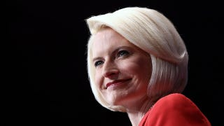 Illustration for article titled Callista Gingrich Finally Opens Her Mouth and Is Not Totally Terrible