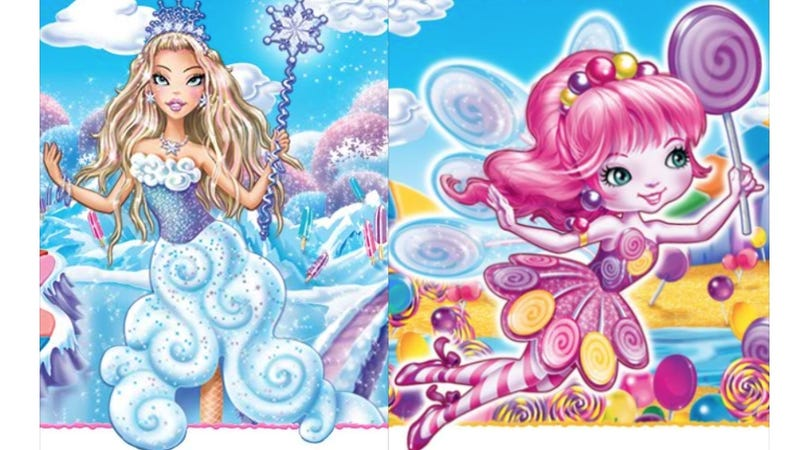 Illustration for article titled Candy Land Gets a Sexed Up Makeover