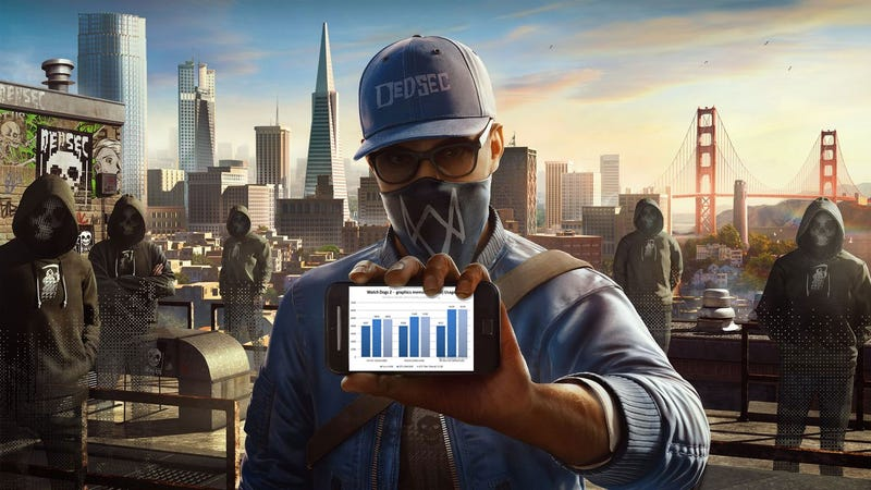 Illustration for article titled Watch Dogs 2 Runs Just Fine On PC
