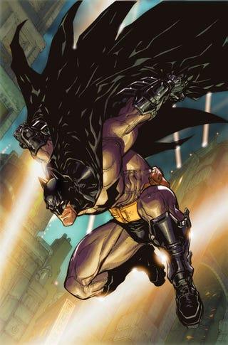 Illustration for article titled New Batman Arkham City Comic Has Downloadable Content, Oddly Enough