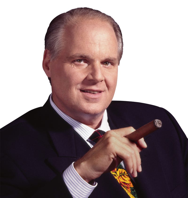 Illustration for article titled 25 Years Of 'The Rush Limbaugh Show'