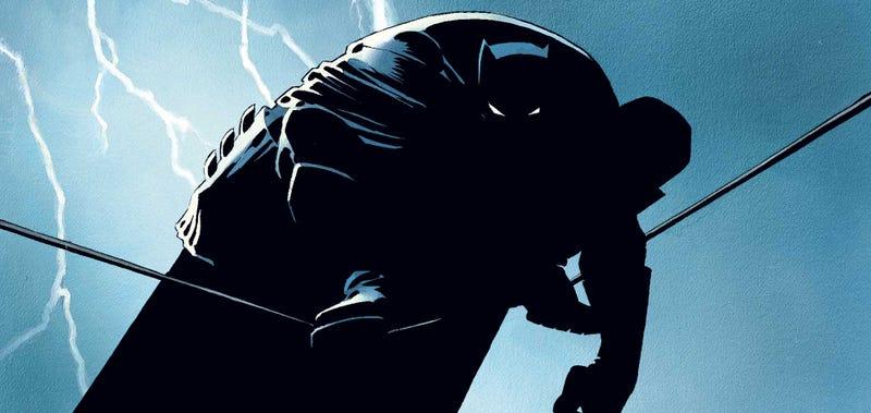 Illustration for article titled Frank Miller prepara la secuela de uno de los mejores cómics de Batman