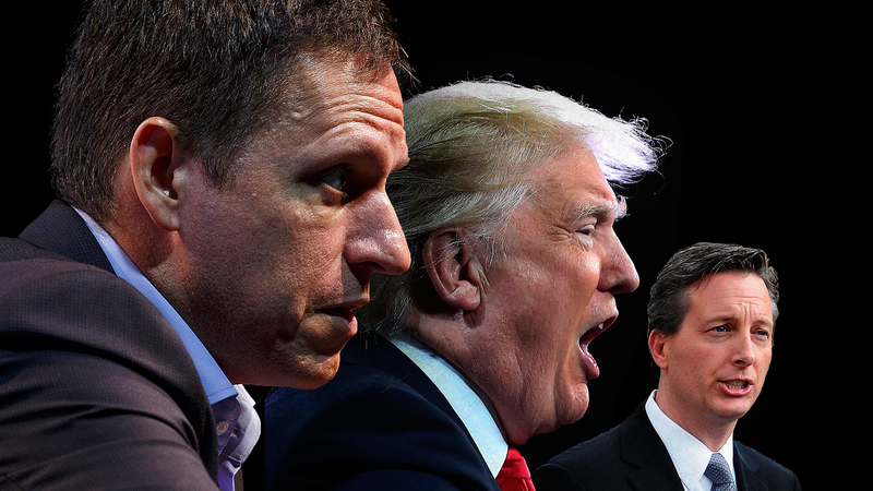 Now Peter Thiel's Lawyer Wants to Silence Reporting on Trump's Hair