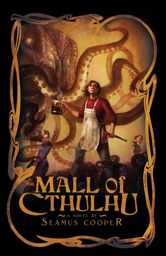 "Illustration for article titled Get Tentacular Summer Beach Reading With ""Mall of Cthulhu"""