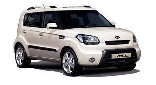 Illustration for article titled 2009 Kia Soul Crossover Re-Revealed, Engine Details Emerge