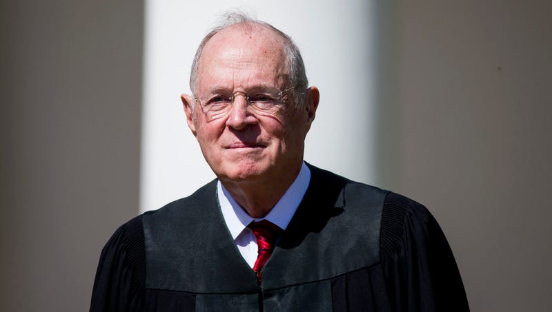 Illustration for article titled Justice Kennedy Out For Rest Of Session With Tear In Adjudicatory Tendon