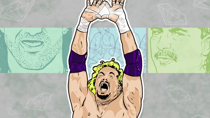 Illustration for article titled Can Diamond Dallas Page Save Wrestling's Walking Dead?