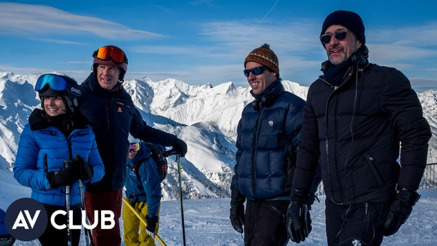 Downhill directors Nat Faxon and Jim Rash on Force Majeure's viral moment