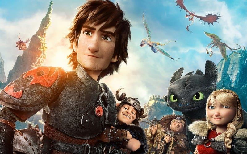 Illustration for article titled How To Train Your Dragon 2