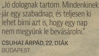 Illustration for article titled A magyar közvélemény kiáll a vasárnapi zárva tartás mellett!