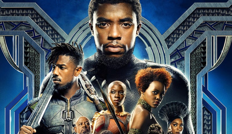 The poster for Black Panther