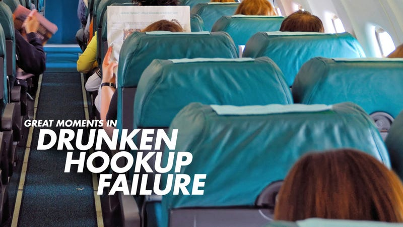 Illustration for article titled Failure At The Mile High Club