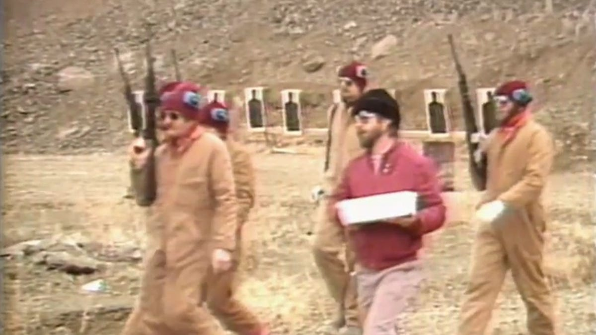 Image result for rajneeshpuram guns