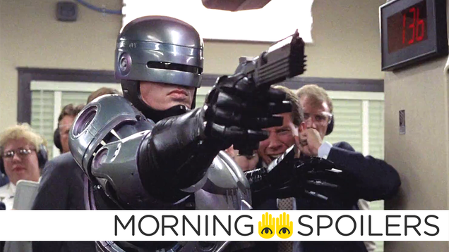 A RoboCop Prequel Series Could Be in the Works