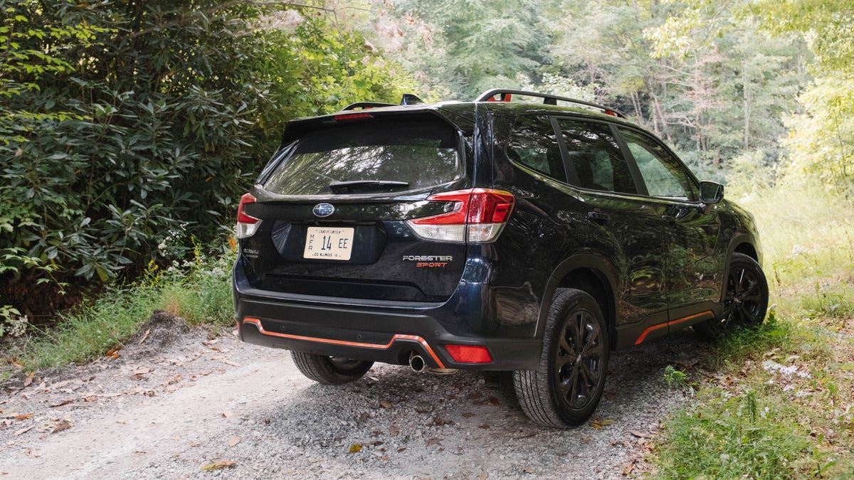 2019 Subaru Forester Top Speed